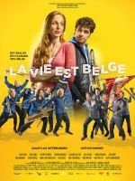 Affiche La Vie est belge