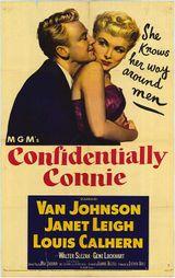Affiche Confidentially Connie