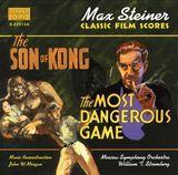 Pochette The Son of Kong / The Most Dangerous Game (OST)