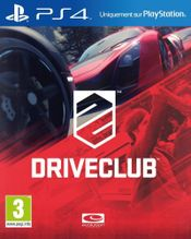 Jaquette DriveClub