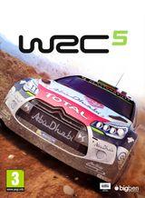 Jaquette WRC 5