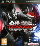 Jaquette Tekken Tag Tournament 2