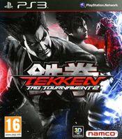 Jaquette Tekken Tag Tournament 2