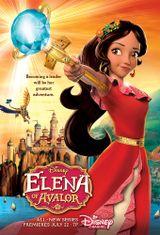 Affiche Elena d'Avalor