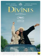 Affiche Divines