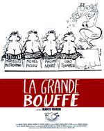 Affiche La Grande Bouffe