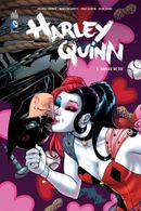 Couverture Dingue de toi - Harley Quinn, tome 3
