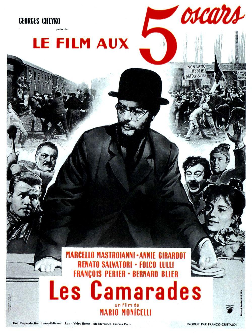 Votre dernier film visionné - Page 17 Les_Camarades