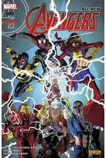 Couverture All-New Avengers, tome 2