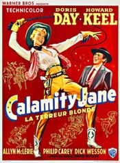 Affiche Calamity Jane