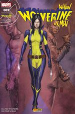 Couverture All-New Wolverine & X-Men, tome 2