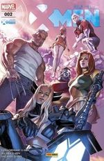 Couverture All-New X-Men, tome 2