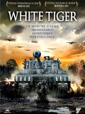Affiche Le Tigre blanc