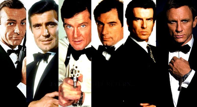 Illustration James Bond : Qui pour remplacer Daniel Craig ?