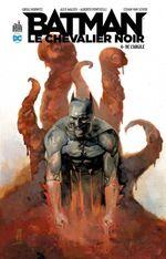 Couverture De l'argile - Batman : Le Chevalier Noir, tome 4