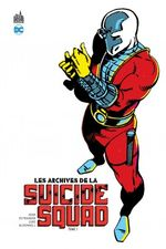 Couverture Les Archives de la Suicide Squad, tome 1