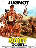 Affiche Scout toujours...