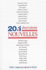 Couverture 20 + 1 short stories