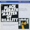 Pochette Master Of Reality / Black Sabbath Vol.4
