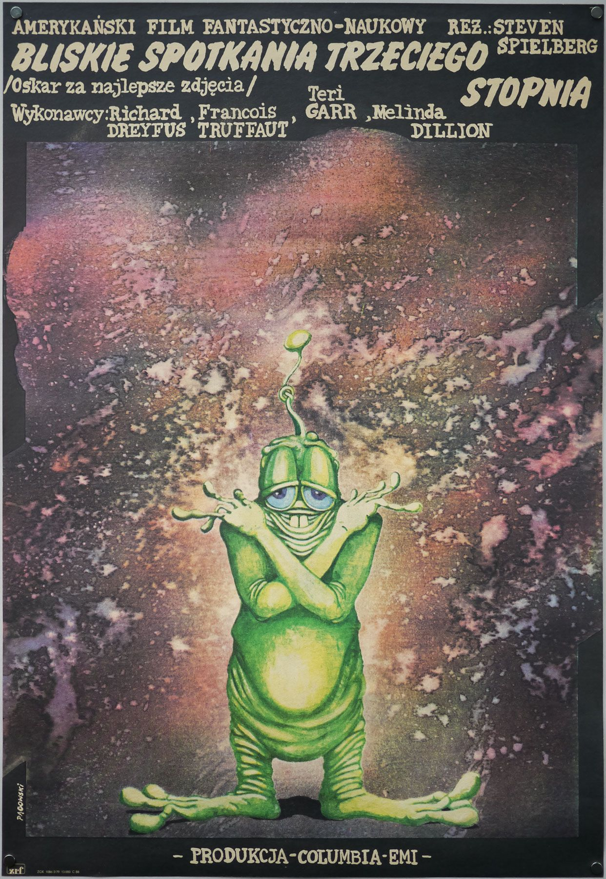 Rencontres du troisieme type (1977)