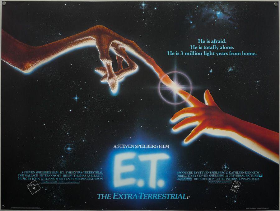 affiches posters  images de  lextra terrestre