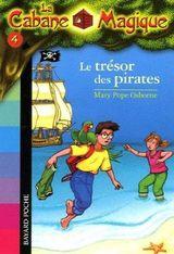 Couverture Le trésor des pirates