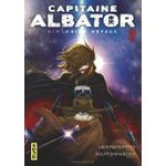 Couverture Capitaine Albator : Dimension voyage, tome 2