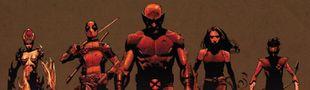 Cover Les meilleurs comics X-Force