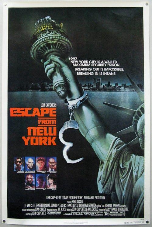 affiches posters et images de new york 1997 1981 senscritique. Black Bedroom Furniture Sets. Home Design Ideas