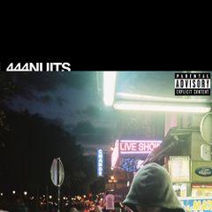 Pochette 444 Nuits (EP)