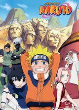 Affiche Naruto
