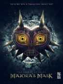 Affiche Majora's Mask : Terrible Fate