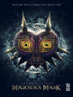Affiche Majora's Mask