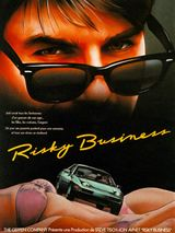 Affiche Risky Business