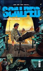 Couverture La Vallée de la Solitude - Scalped, tome 5