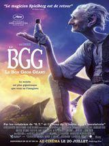 Affiche Le BGG - Le Bon Gros Géant