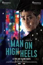 Affiche Man On High Heels
