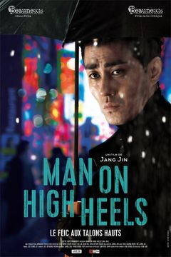 Affiche Man On High Heels