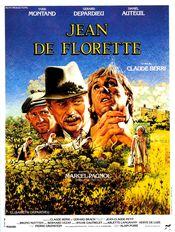Affiche Jean de Florette