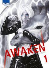 Couverture Awaken T.1