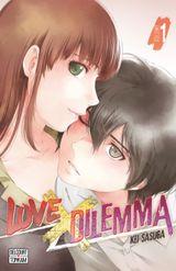 Couverture Love X Dilemma
