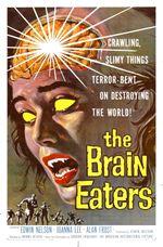 Affiche Les Mangeurs de Cerveaux
