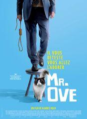 Affiche Mr. Ove