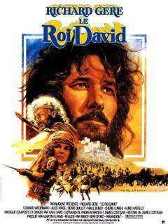 Affiche Le Roi David