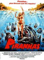 Affiche Piranhas