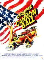 Affiche L'Equipée du Cannonball