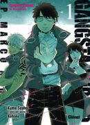 Couverture Gangsta : Cursed, tome 1