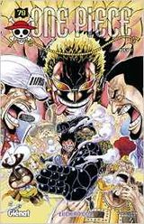 Couverture Lucy - One Piece, tome 79
