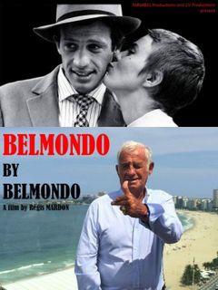 Affiche Belmondo par Belmondo
