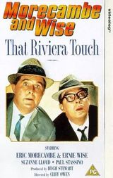 Affiche That riviera touch